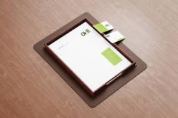 OneTableClub Corporate Design