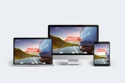 Kurier-Transporte-Fuchs Website